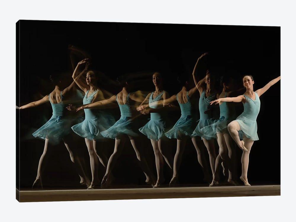 Slow Motion by AL 1-piece Canvas Artwork