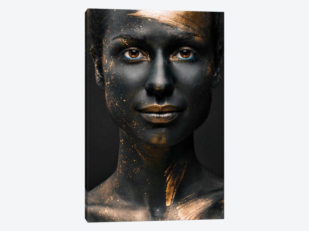 Night by Alexandr Sutula 1-piece Canvas Artwork