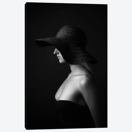 Jane Doe Canvas Print #OXM3267} by Alexey Frolov Canvas Art