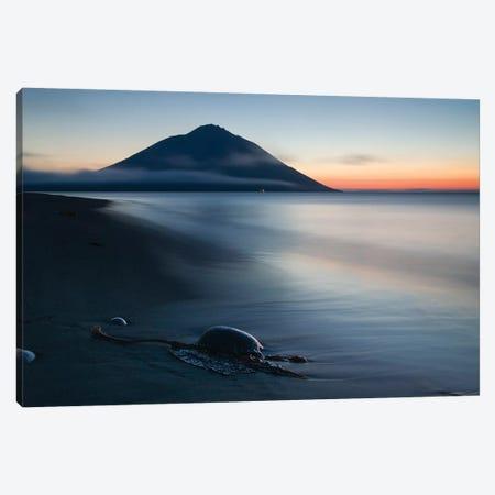 Fuji Etorofu Canvas Print #OXM3269} by Alexey Kharitonov Art Print