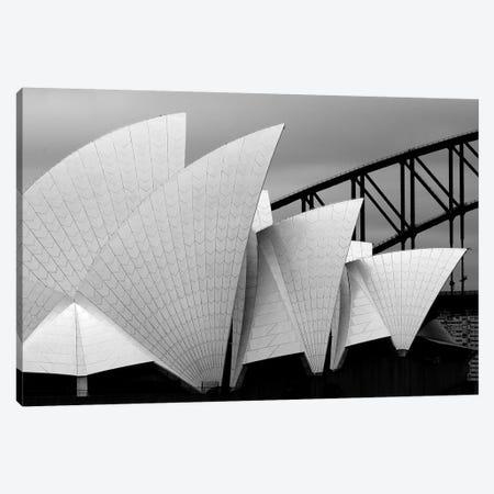 Opera House Sydney Canvas Print #OXM3277} by Alida van Zaane Canvas Art Print