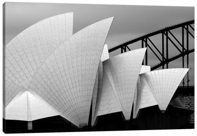 Opera House Sydney Canvas Art Print