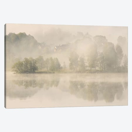 Early Morning Canvas Print #OXM3279} by Allan Wallberg Canvas Art