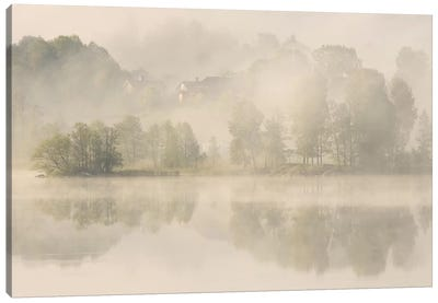 Early Morning Canvas Art Print