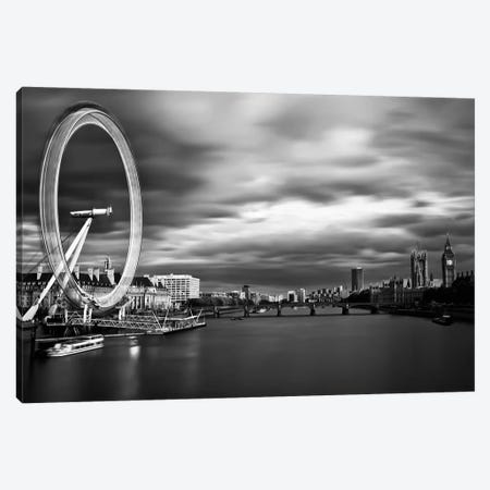 Movement Canvas Print #OXM3317} by Arthit Somsakul Canvas Artwork