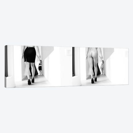 Mirror , Mirror ... 3-Piece Canvas #OXM3332} by Bart Peeters Art Print