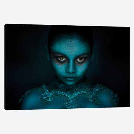 Avatar Canvas Print #OXM3341} by Beni Arisandi Canvas Artwork