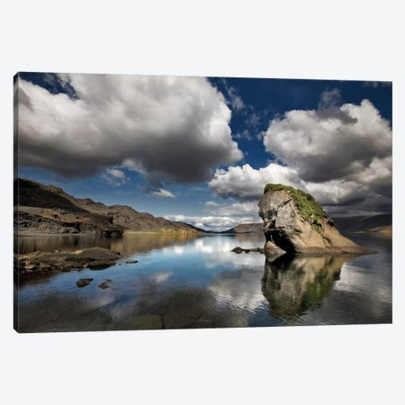 Opus 3-Piece Canvas #OXM3359} by Bragi Ingibergsson Canvas Print
