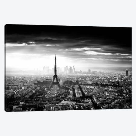 Paris Canvas Print #OXM335} by Jaco Marx Canvas Art Print