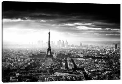 Paris Canvas Print #OXM335