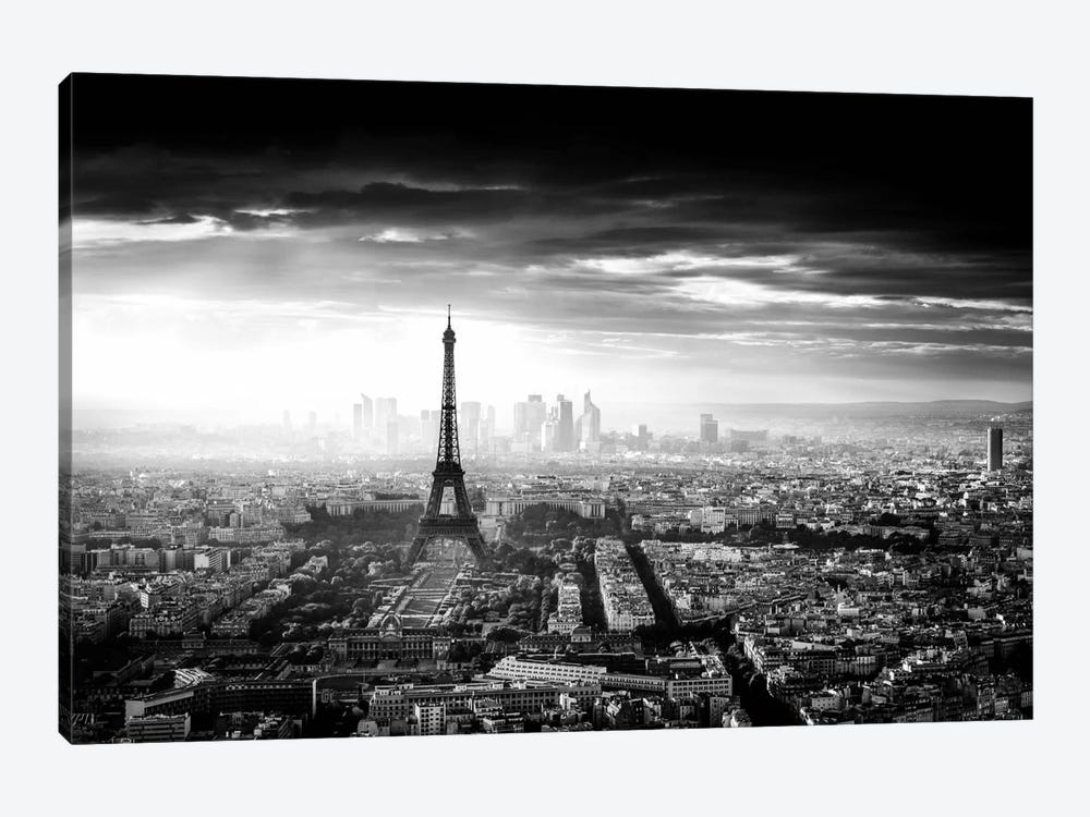 Paris by Jaco Marx 1-piece Canvas Print
