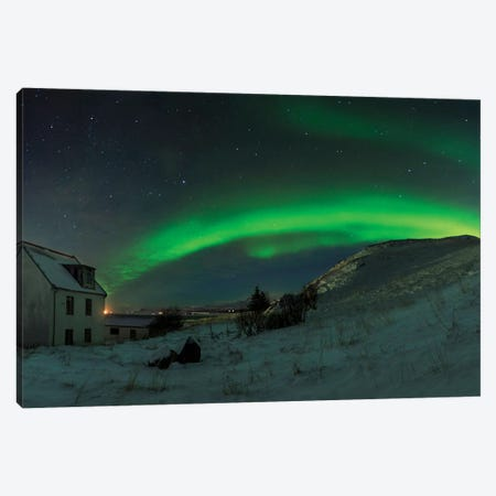 Over The Hill 3-Piece Canvas #OXM3361} by Bragi Ingibergsson Canvas Wall Art