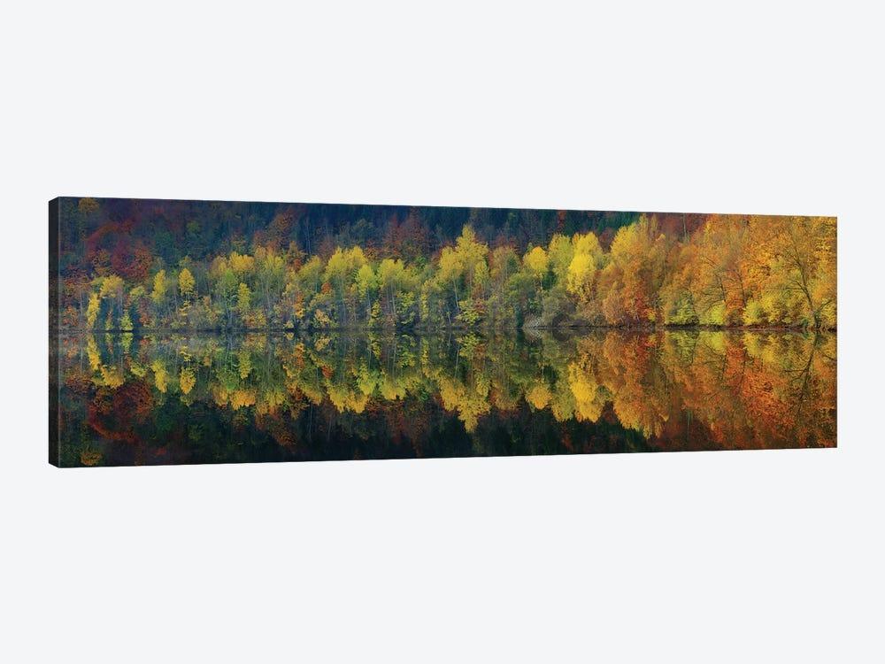 Autumnal Silence by Burger Jochen 1-piece Canvas Wall Art