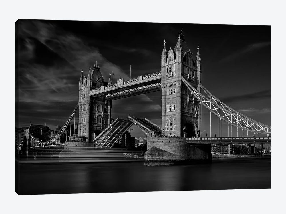 Bridge by C.S.Tjandra 1-piece Art Print
