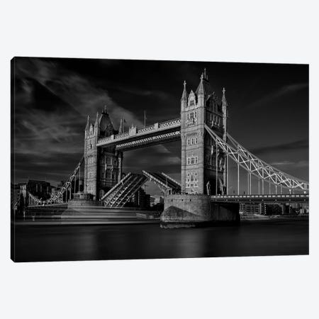Bridge 3-Piece Canvas #OXM3373} by C.S.Tjandra Art Print