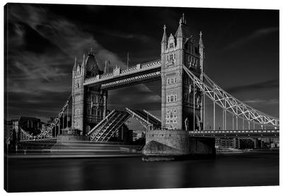 Bridge Canvas Art Print