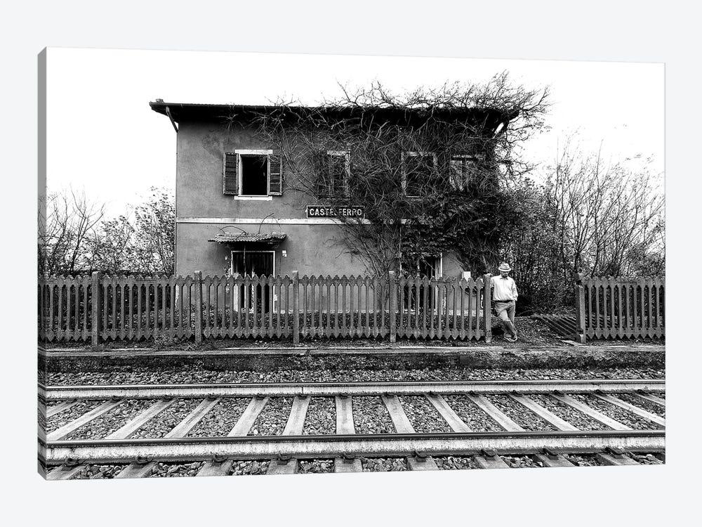 The Station Of Castelferro by Carlo Ferrara 1-piece Canvas Print