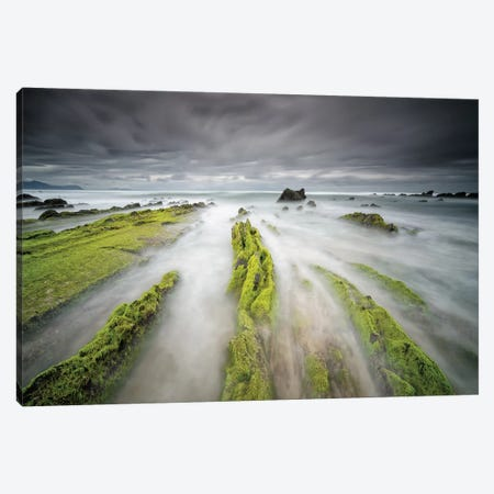 Barrika Canvas Print #OXM3381} by Carlos J Teruel Canvas Wall Art