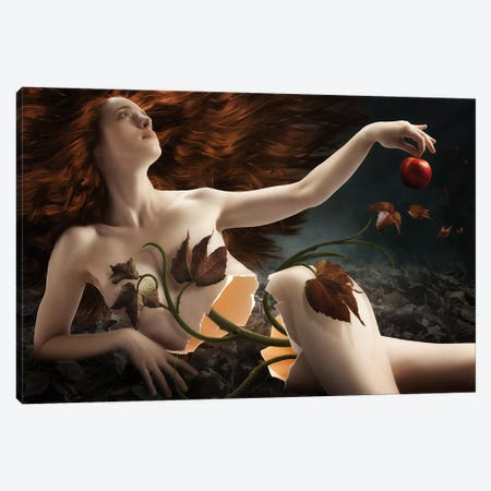 Eve Canvas Print #OXM3393} by Christophe Kiciak Canvas Print