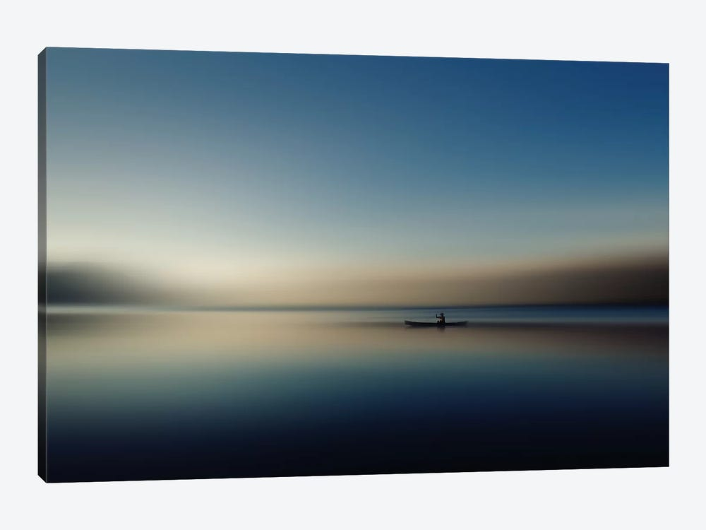 Alone In Somewhere by Cie Shin 1-piece Canvas Wall Art