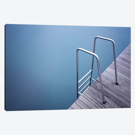 Stairs Canvas Print #OXM3406} by Damiano Serra Canvas Wall Art