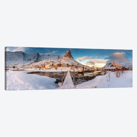 Reine Canvas Print #OXM3415} by David Martin Castan Art Print