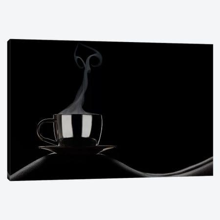 Coffee In Bed Canvas Print #OXM3433} by Dmitriy Batenko Canvas Wall Art