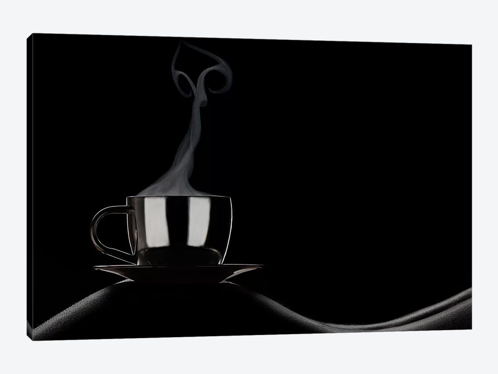 Coffee In Bed by Dmitriy Batenko 1-piece Canvas Art