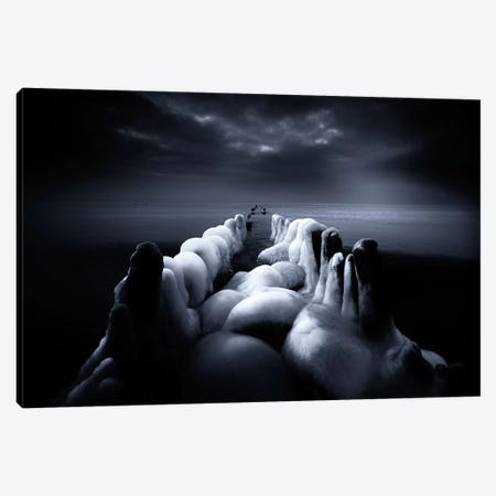 Cooled Stones Canvas Print #OXM3435} by Dmitry Kulagin Canvas Print