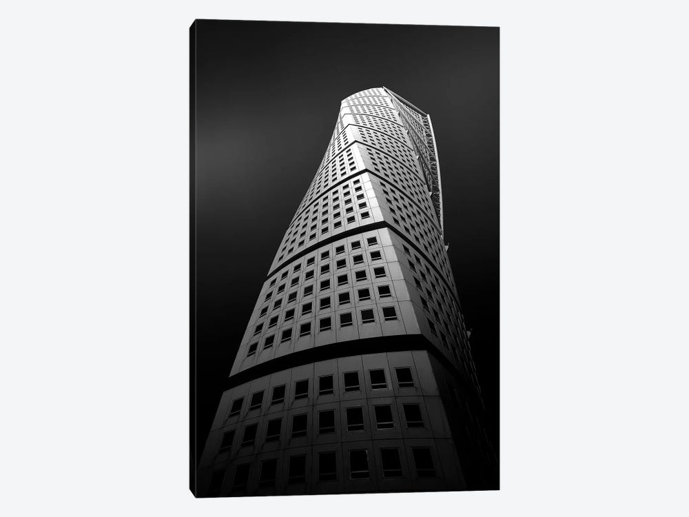 Magic Tower by Dragos Ioneanu 1-piece Art Print