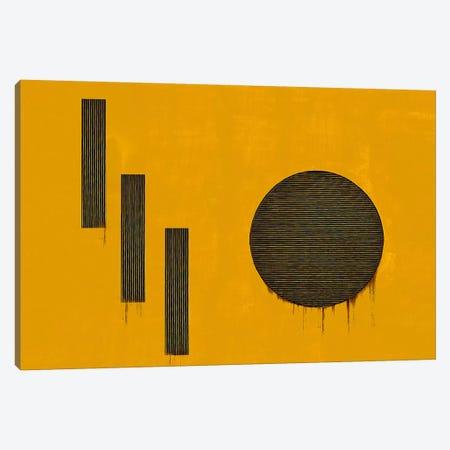 Orange 1110 Canvas Print #OXM345} by Harry Verschelden Canvas Art