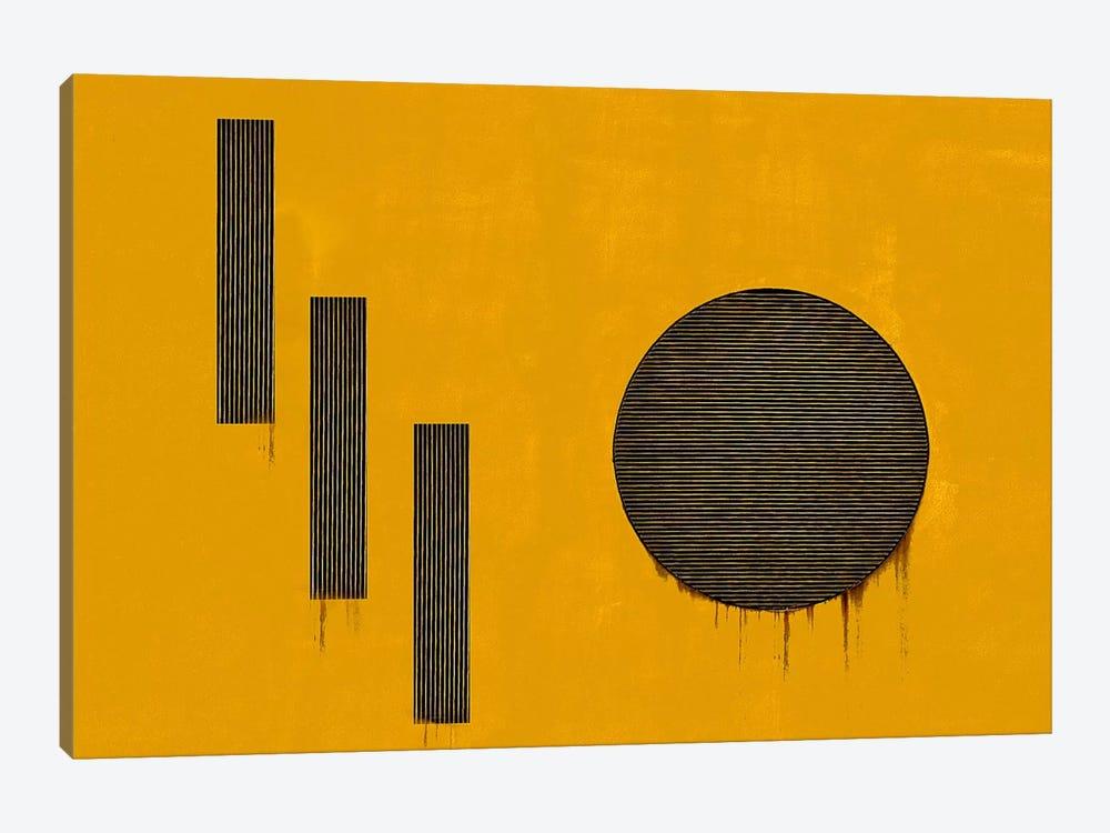 Orange 1110 by Harry Verschelden 1-piece Canvas Wall Art