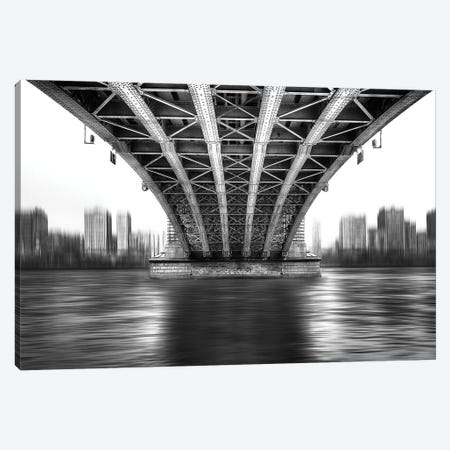 Bridge To Another World Canvas Print #OXM3467} by Em-Photographies Canvas Wall Art
