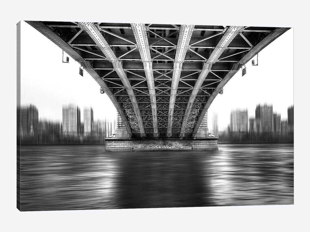 Bridge To Another World by Em-Photographies 1-piece Canvas Art Print