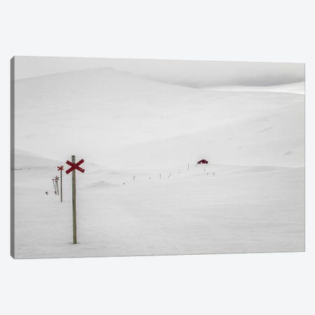 The Track Canvas Print #OXM3478} by Eva Martensson Canvas Wall Art