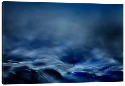 Blue Fantasy Canvas Art Print