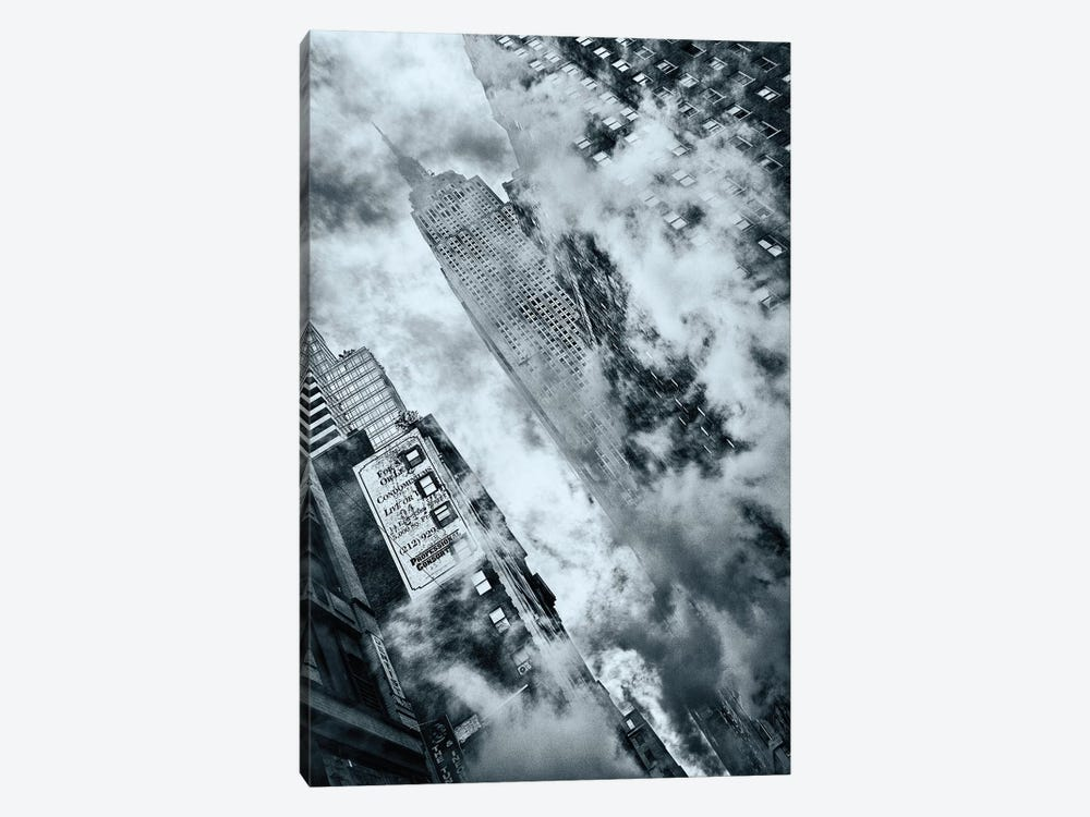 Untitled by Fabien Bravin 1-piece Canvas Art Print
