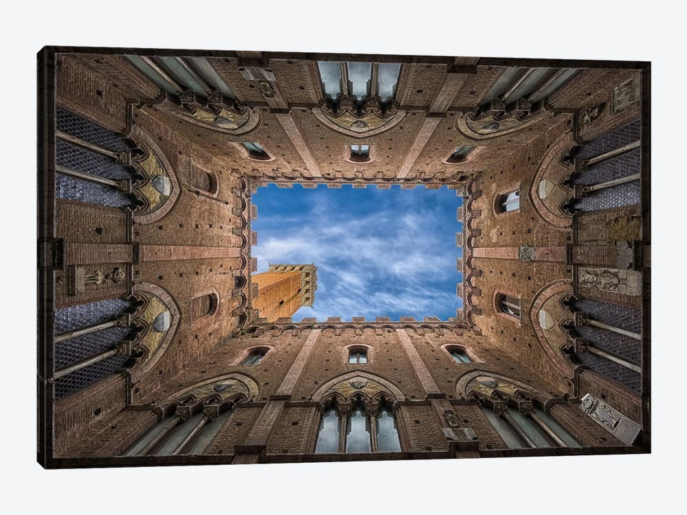 Palazzo Pubblico - Siena by Frank Smout Images 1-piece Art Print