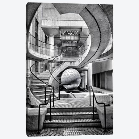 The Sphere Canvas Print #OXM3498} by Gary E. Karcz Canvas Artwork