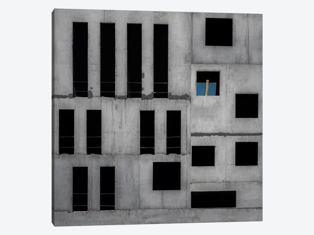 Isolation Cell by Gilbert Claes 1-piece Canvas Print