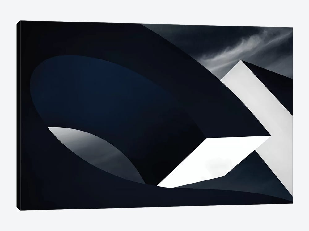 SI by Gilbert Claes 1-piece Canvas Wall Art