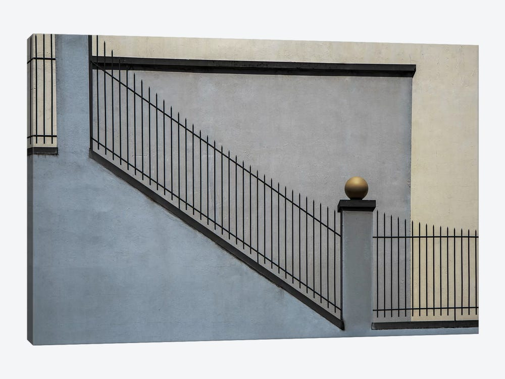 The Golden Ball II by Gilbert Claes 1-piece Canvas Art Print
