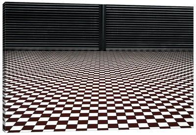 The Hypnotic Floor Canvas Art Print