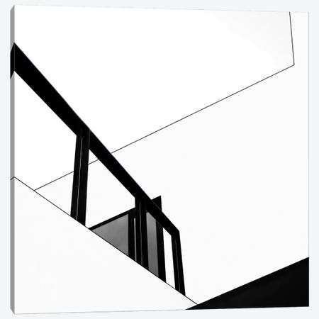The Railing Canvas Print #OXM3514} by Gilbert Claes Canvas Artwork