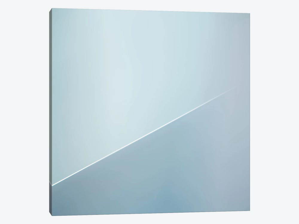 The White Line by Gilbert Claes 1-piece Canvas Artwork