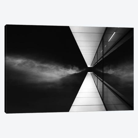 Cloud Attack Canvas Print #OXM351} by Jeroen van de Wiel Canvas Artwork