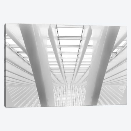 Between The Lines 3-Piece Canvas #OXM3528} by Greetje van Son Canvas Art