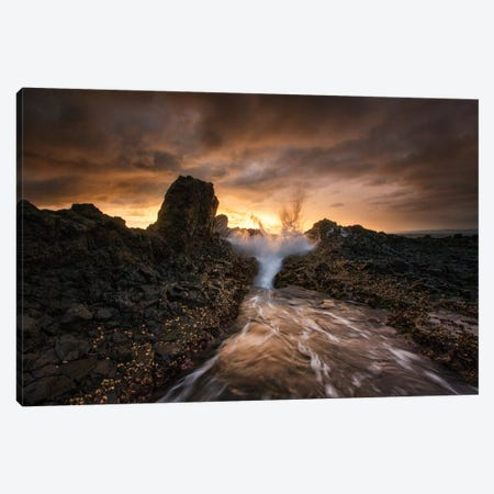 Light Of Hope Canvas Print #OXM3535} by Gunarto Song Canvas Art