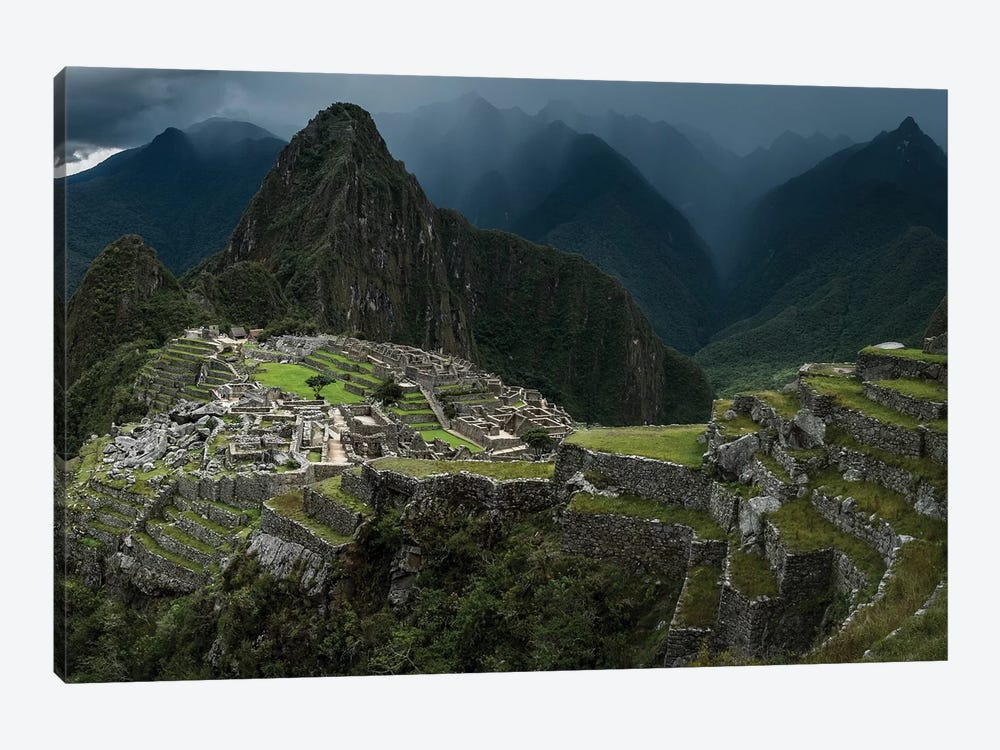 Machu Picchu, Peru by Helena Normark 1-piece Canvas Artwork