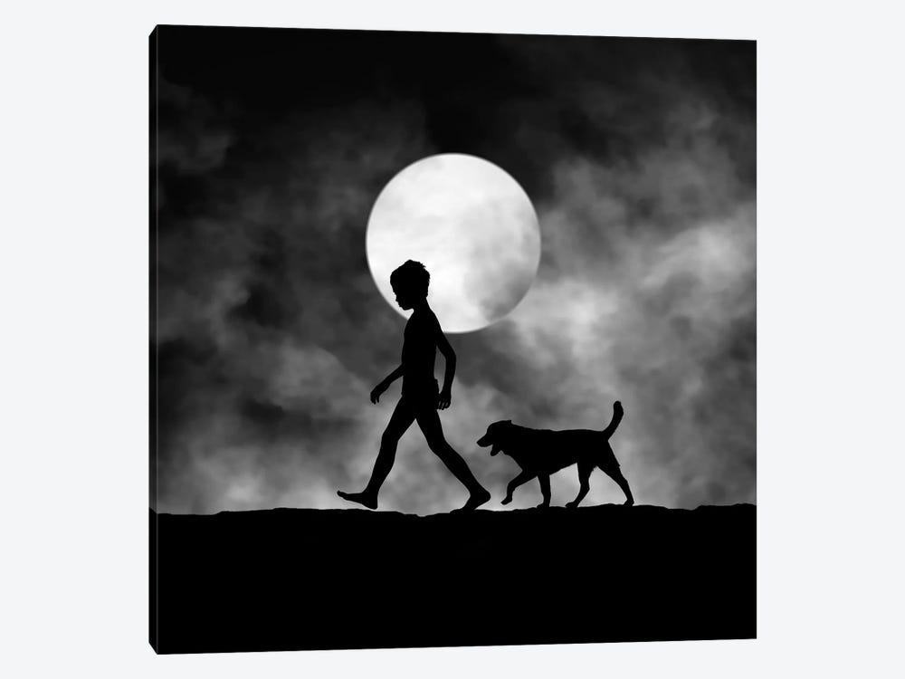 For All The Times by Hengki Lee 1-piece Art Print